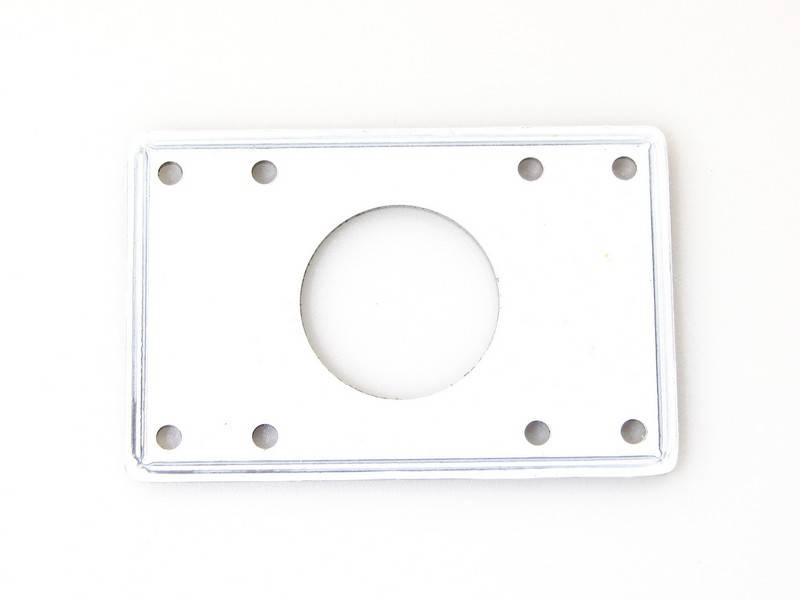 MakerBeam - 10x10mm aluminum profile 1 piece NEMA 17 stepper bracket for MakerBeam