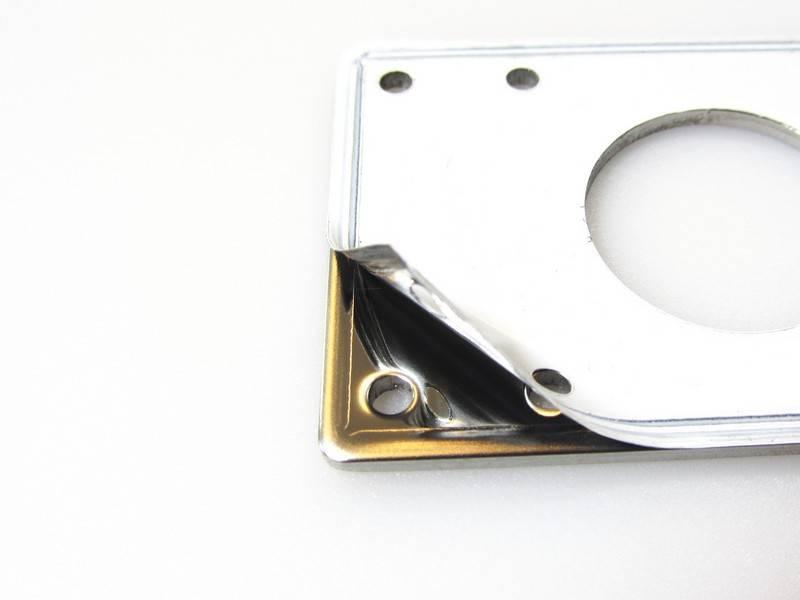 MakerBeam 1 piece NEMA 17 stepper bracket for MakerBeam