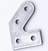 MakerBeam 12 pieces of MakerBeam 45 degree brackets