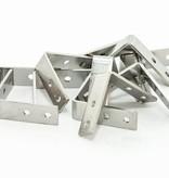 MakerBeam 12 pieces of MakerBeam Corner brackets (OpenBeam compatible)