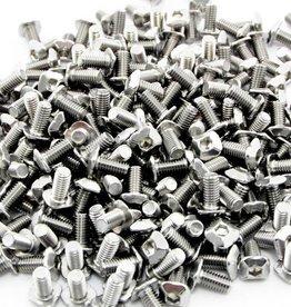 MakerBeam - 10x10mm aluminum profile Square headed bolts 6mm (250p) for MakerBeam