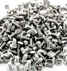 MakerBeam Square headed bolts 6mm (250p) for MakerBeam