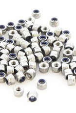 MakerBeam 100 pieces, M3 self locking nuts compatible with both MakerBeam and OpenBeam bolts