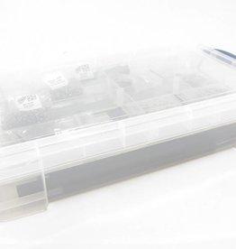 MakerBeam - 10x10mm aluminum profile Storage box (1p)