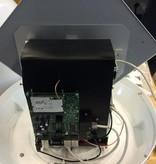 MakerBeam 1 piece polystyrene sheet, 300mmx200mmx3mm, black