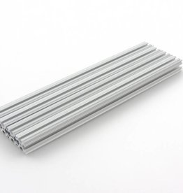 OpenBeam - 15x15mm aluminum profile 210mm (4p) clear OpenBeam