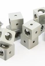 MakerBeamXL 12 pieces Corner cubes clear (15mmx15mmx15mm)