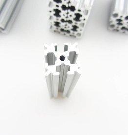 OpenBeam - 15x15mm aluminum profile 360mm (9p) clear OpenBeam (Kossel Pro)
