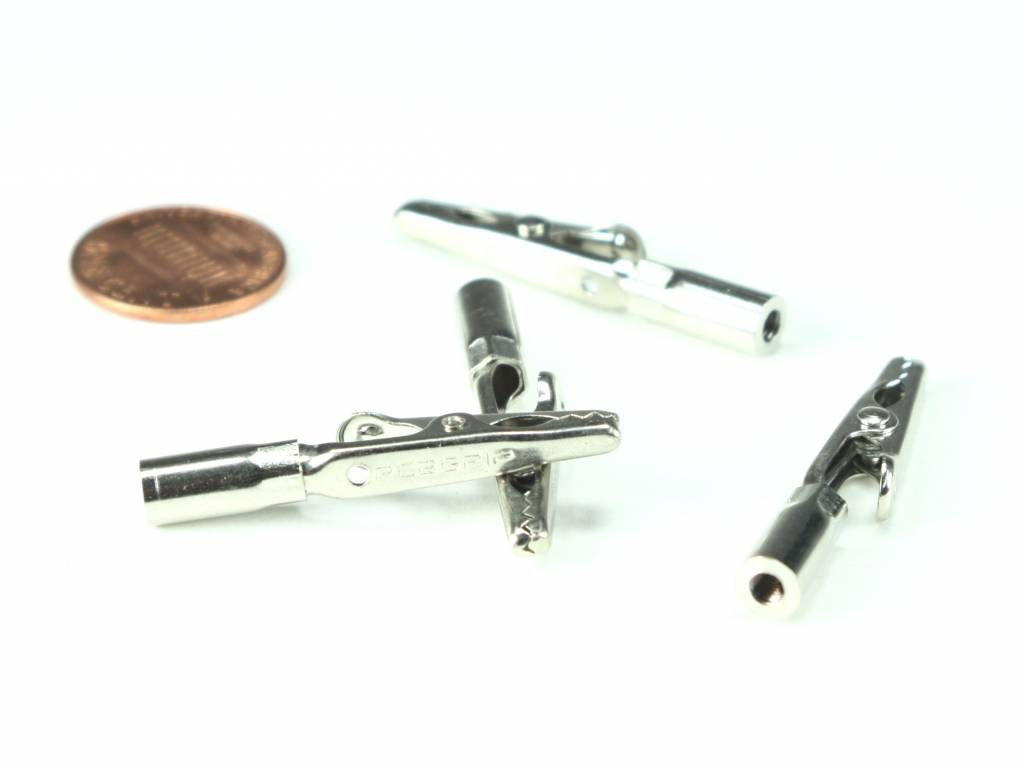 PCB Grip PCBGrip Alligator Clip Small, 4 pieces, 10004