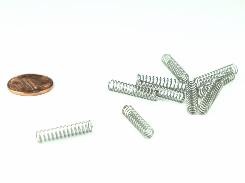 PCB Grip - an electronics assembly system PCBGrip Compression Spring, 10 pieces, 10007