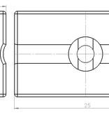 PCB Grip PCBGrip Hold Down, 2 pieces, 10011