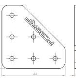 PCB Grip PCBGrip Joining Plate, 2 pieces, 10013