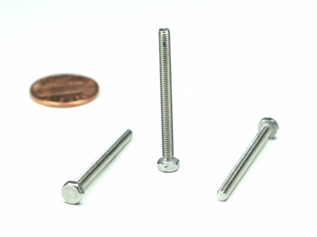 PCB Grip PCBGrip Hex Head Bolt 35mm, 25 pieces, 10019