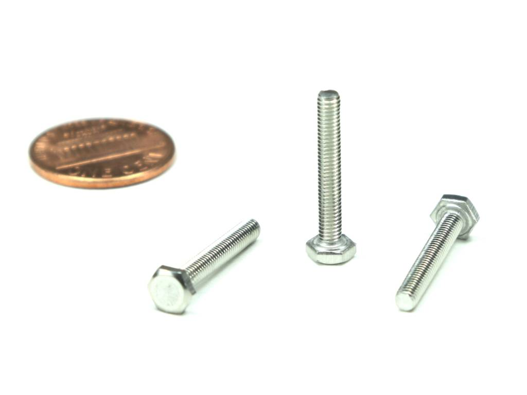 PCB Grip PCBGrip Hex Head Bolt 25mm, 25 pieces, 10020