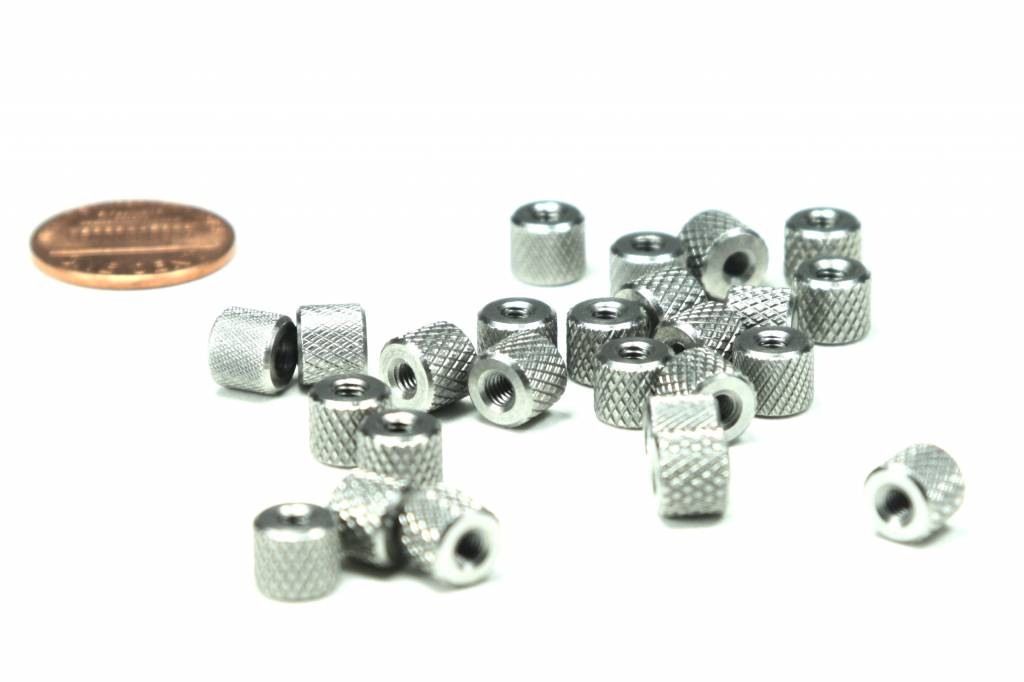 PCB Grip PCBGrip Thumb Nut M3x0,5, 25 pieces, 10023