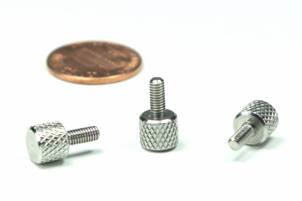 PCB Grip - an electronics assembly system PCBGrip Thumb Screw M3x0,5, 25 pieces, 10024
