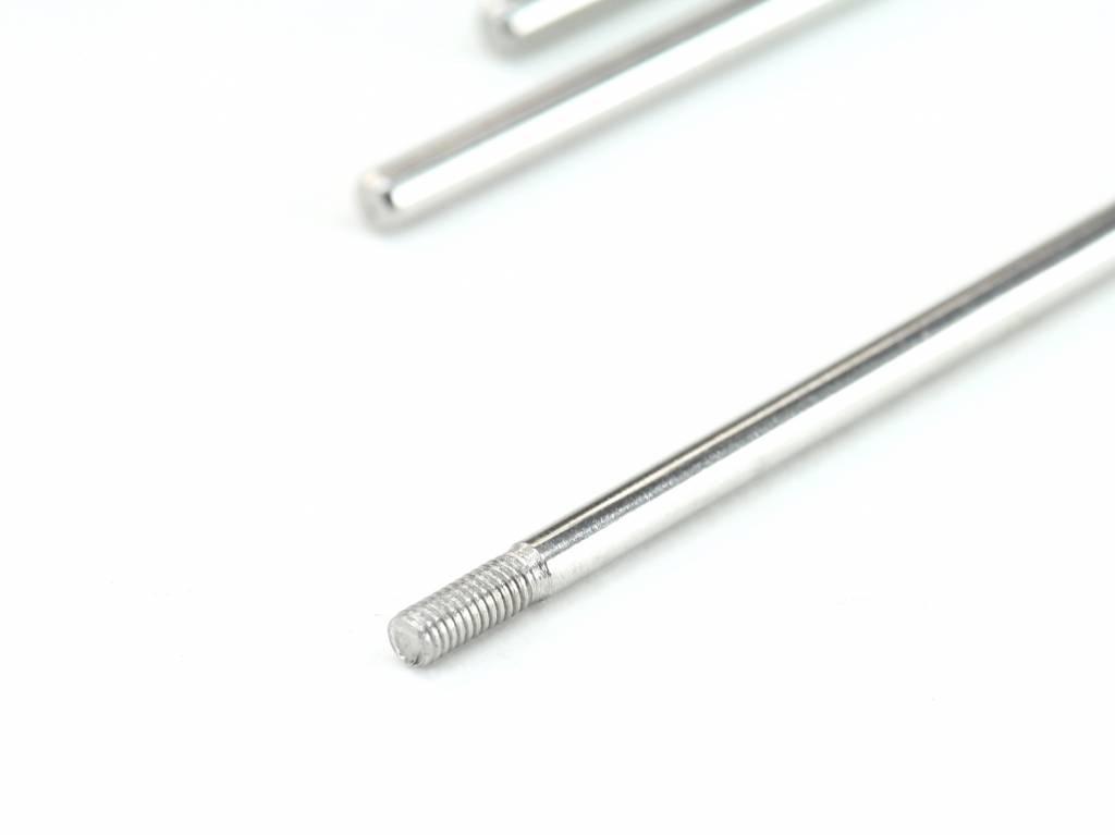 PCB Grip PCBGrip Rod 3mmx85mm, 4 pieces, 10025