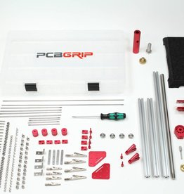 PCB Grip - an electronics assembly system PCBGrip Kit 150