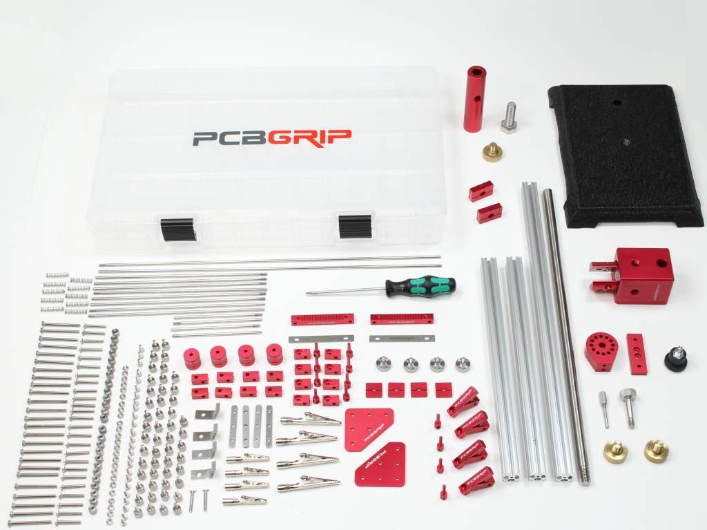 PCB Grip - an electronics assembly system PCBGrip Kit 350, 30004