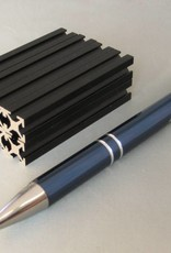 MakerBeam 16 pieces of 100mm black anodised MakerBeam (closeout)