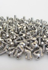 MakerBeam bag of M3 bolts with serrated head bottom (closeout)