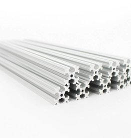 OpenBeam - 15x15mm aluminum profile 240mm (9p) clear OpenBeam (Kossel Mini)