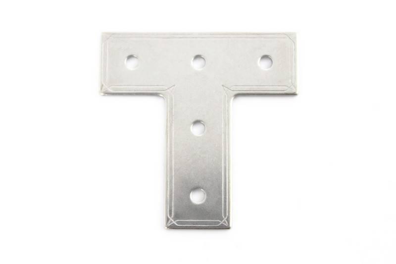 MakerBeamXL - 15x15mm aluminum profile MakerBeam XL T bracket (12p)