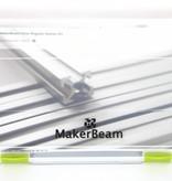 MakerBeam Clear Starter Kit Regular MakerBeam