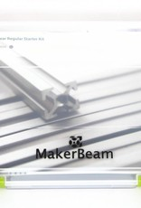 MakerBeam Clear Starter Kit Regular MakerBeam