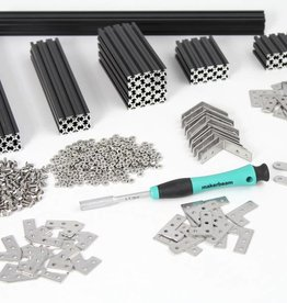 MakerBeam MakerBeam Regular Starter Kit Black