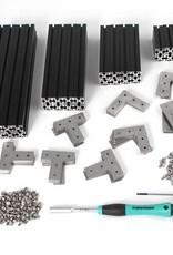 MakerBeamXL Black Starter Kit Regular MakerBeamXL