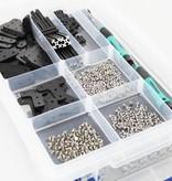 OpenBeam Black Precut Kit in-a-box OpenBeam