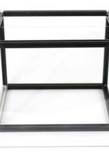 MakerBeam - 10x10mm aluminum profile 1 piece polycarbonate sheet, 300mmx200mmx3mm, transparent