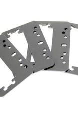 OpenBeam 4 pieces Servo mount plates for OpenBeam