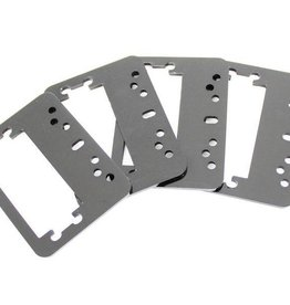 OpenBeam - 15x15mm aluminum profile Servo bracket (4p) for OpenBeam