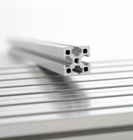 MakerBeamXL - 15x15mm aluminum profile 2000mm (1p) clear MakerBeamXL (15mmx15mm)