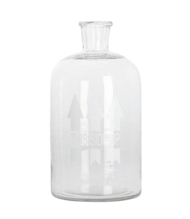 House Doctor SALE - Vase This Side up