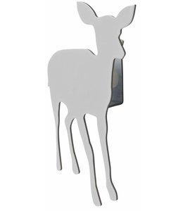 Pluto Produkter Kid Deer Hanger White