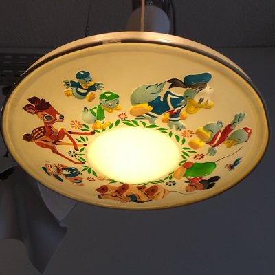 Vintage kinderlamp