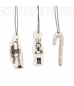 House Doctor Ceramic ornaments