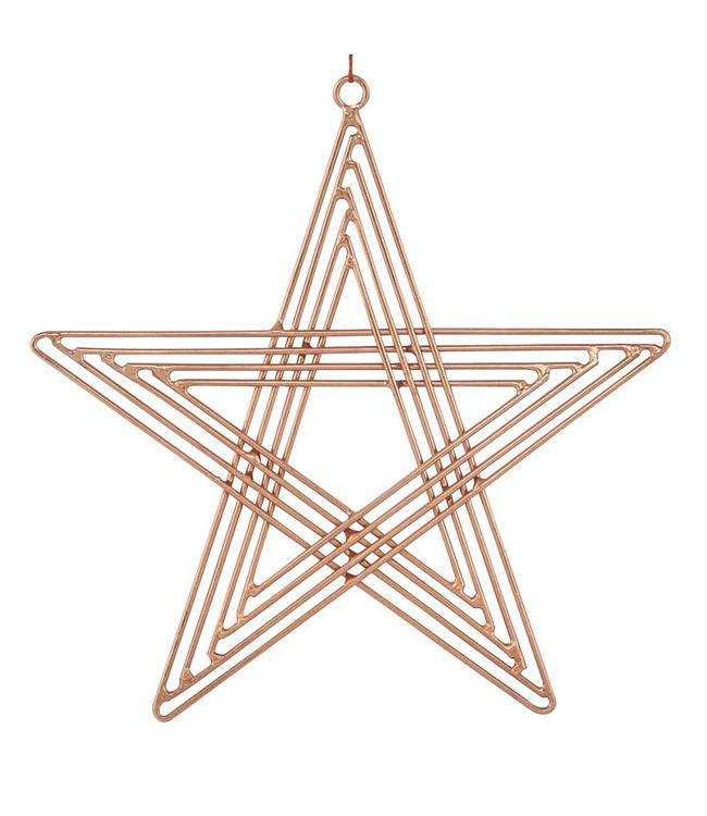 House Doctor Copper star