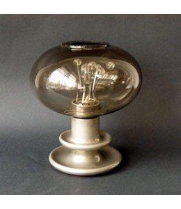 Vintage Nagel Kandelaar Glas