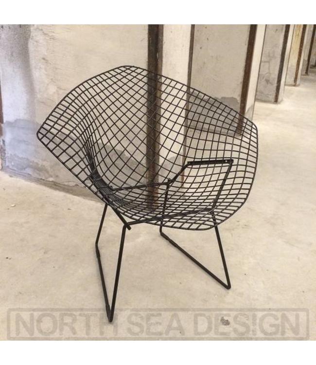 Vintage On Hold Bertoia Chair