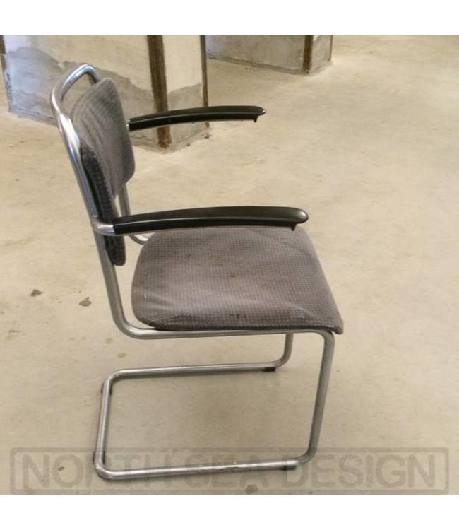 Vintage Gispen stoel 201