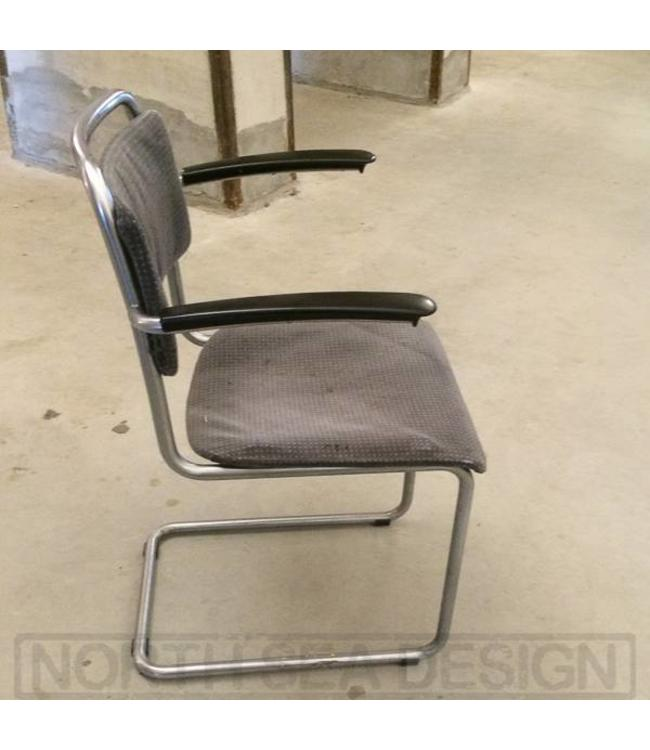 Vintage Gispen chair 201