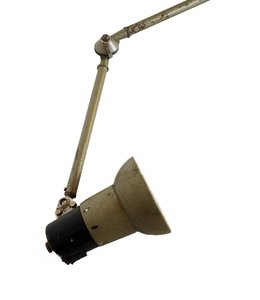 Vintage Industriele Lamp