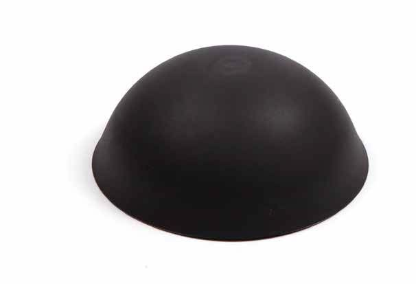 Cablecup hide in zwart of wit bij north sea design north sea design - Plafond geverfd zwart ...