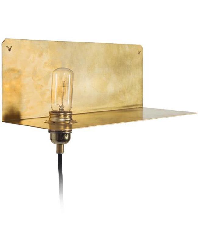 Frama CPH 90° Wall Lamp - Brass