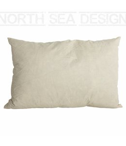 House Doctor Pillow stuffing