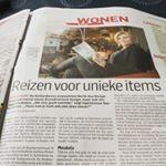 North Sea Design @ AD Rotterdams Dagblad